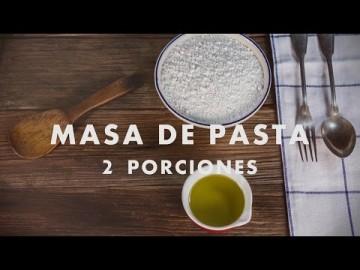 Hasta las Manos 00 - Masa de Pasta